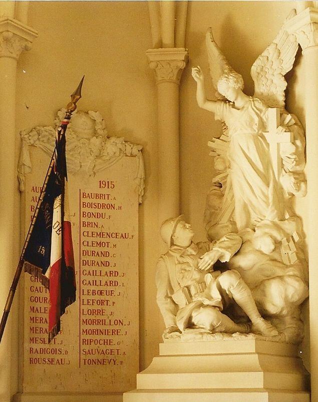 Monument aux Morts St-Germain-sur-Moine (2)
