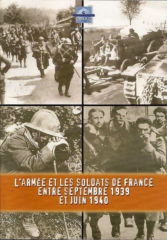 Entre septembre 1939 et juin 1940 - Office national des anciens combattants ...