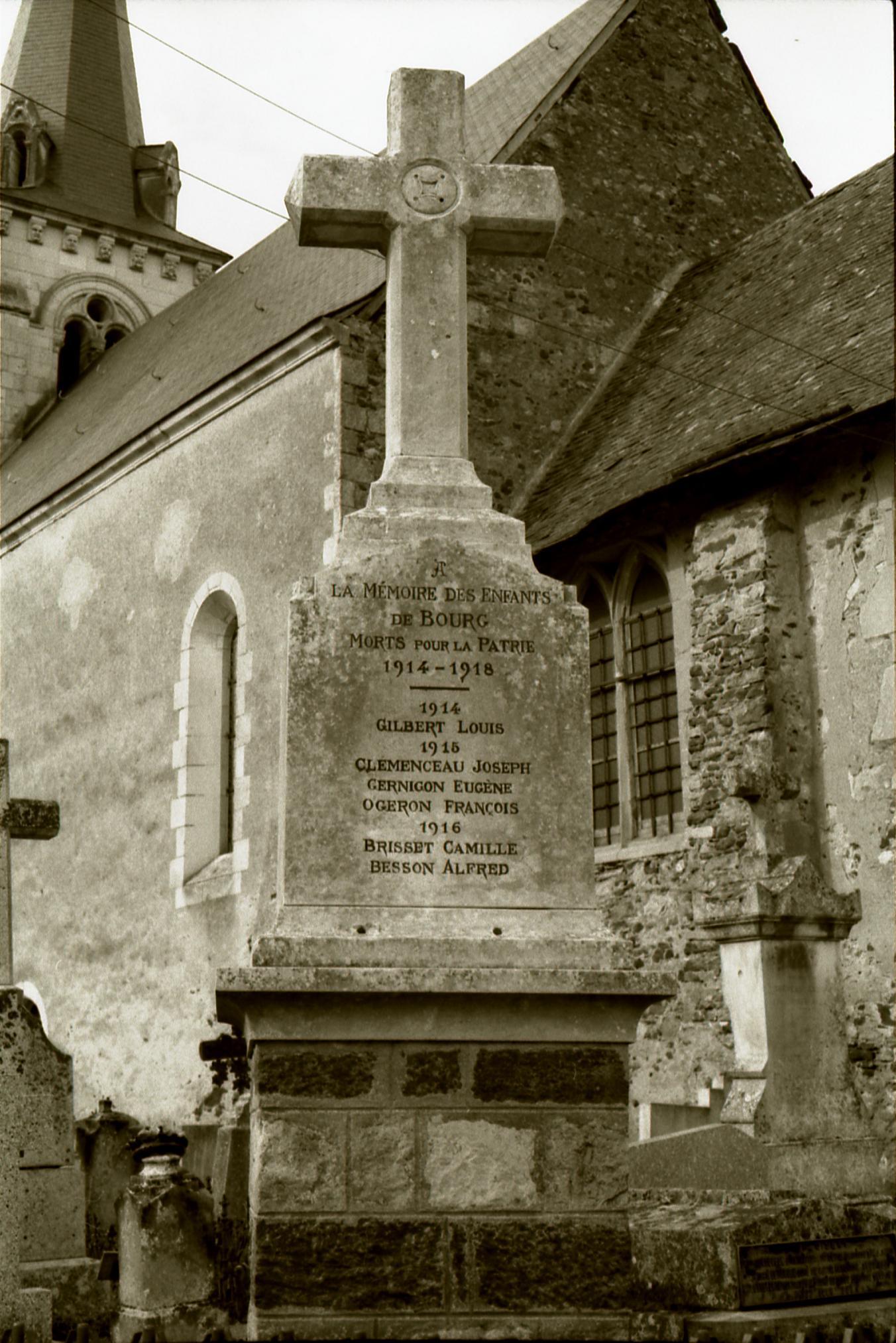 Monument aux morts de Bourg (2).